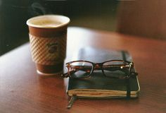 by Caitlyn Gallagher, via Flickr. Books and coffee. Pin if you like both! :) #books #coffee