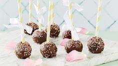 Brownie-cakepops - K-ruoka