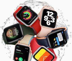 Apple Watch Series 6 devine oficial cu senzor O2, alături de un Apple Watch SE accesibil, de la 279 USD Buy Apple Watch, Apple Watch Nike, Apple Watch Series 3, Nike Watch, Cellular Service, Wireless Service, Iphone 5s, Smart Watch, Watches