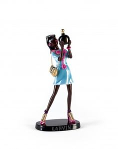 If a Barbie was your favorite childhood memory, these miss lanvin dolls will knock your socks off! A great way to upgrade those childhood memories. Barbie, Lanvin, Fashion Dolls, Love Fashion, Nice Dresses, Fall Winter, Wonder Woman, Fancy, Superhero