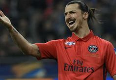 'Ibrahimovic is a stupid, big-headed, flat-track bully' - Bertrand-Demanes