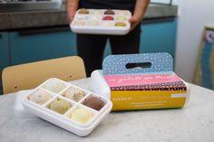 Gelato take-away a MIlano in una vaschetta mai vista prima! Scopri la nostra nuova collaborazione con la gelateria artigianale La Pasqualina.