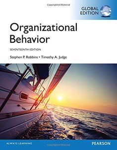 Organizational behavior test item file 9780131855908 stephen p organizational behavior by stephen p fandeluxe Images