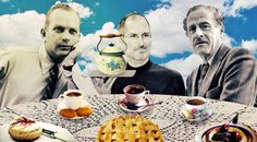 Bill Bernbach, Steve Jobs, And Marshall McLuhan Walk Into A Cafe