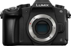 Just added to Digital Cameras on Best Buy : Panasonic - LUMIX G85 Mirrorless Camera Body Only