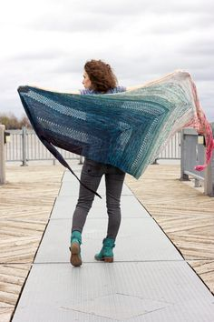 Find Your Fade by Andrea Mowry knit by Tanis Fiber Arts