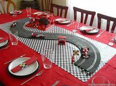 Resultado de imagen para decoracion cumpleaños cars 2 Hot Wheels Birthday, Race Car Birthday, Race Car Party, 2nd Birthday, Festa Hot Wheels, Hot Wheels Party, Car Themed Parties, Cars Birthday Parties, Ferrari Party