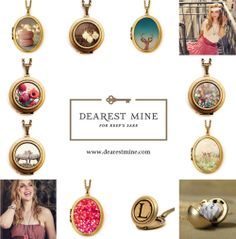 Join me in celebrating the new brand... Dearest Mine: For Keep's Sake