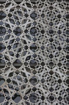 In Progress: Doha Office Tower, Qatar, Ateliers Jean Nouvel / Nelson Garrido.