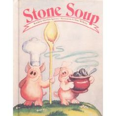Stone Soup by Marilyn Sapienza