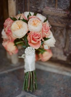 Wedding Bouquets : Picture Description Ranunculus and rose bouquet: www.stylemepretty… | Photography: Rad + In love – www.radandinlove…. - #Bouquets https://weddinglande.com/accessories/bouquets/wedding-bouquets-ranunculus-and-rose-bouquet-www-stylemepretty-photography-rad-in-love/