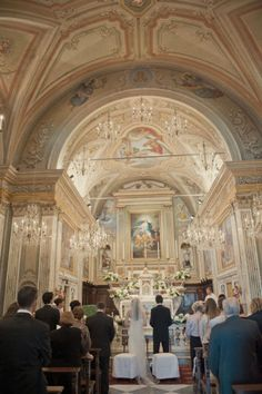 Absolutely the wedding of my dreams - in Italy