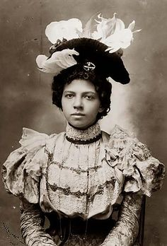 vintage pictures of african americans | African American Woman