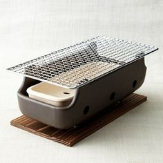 Korin Japanese Trading - Konro Charcoal BBQ Grill