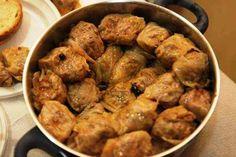 Chef Telemachus/Ithaca : ΠΑΡΑΔΟΣΙΑΚΑ ΓΙΑΠΡΑΚΙΑ ΚΟΖΑΝΗΣ