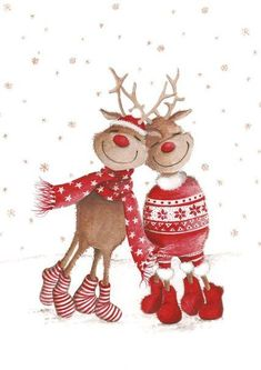 Wall Paper Christmas Reindeer Wallpapers Ideas For 2019 Noel Christmas, Christmas Clipart, Christmas Printables, Christmas Pictures, Winter Christmas, Vintage Christmas, Christmas Crafts, Christmas Decorations, Christmas Ornaments