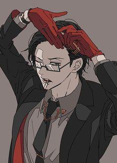 """丸千代さんのツイート: """"… """" Manga Boy, Manga Anime, Anime Art, Character Creation, Character Art, Samurai, Bishounen, Rap Battle, Hot Anime Guys"""