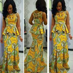 ~Latest African Fashion, African Prints, African fashion styles, African…