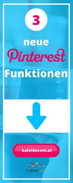 Pinterest Tipps - 3 neue Pinterest Funktionen - Pinterest Lens, Instant Ideas und Shop the Look kurz vorgestellt und erklärt. Erfahre hier mehr darüber!