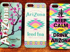 iPhone cases, these are so cool! Plus I do drink Arizona tea! I love the half lemonade bald iced tea! Cool Iphone Cases, Cool Cases, Cute Phone Cases, Arizona Green Teas, Arizona Tea, Future Iphone, Ipod Touch Cases, Iphone Accessories, Apple Products