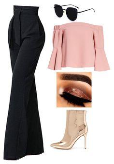 Designer Clothes, Shoes & Bags for Women Kpop Fashion Outfits, Girls Fashion Clothes, Mode Outfits, Girl Outfits, Fashion Dresses, Clothes For Women, Cute Casual Outfits, Stylish Outfits, Look Fashion