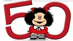 Mafalda celebra medio siglo