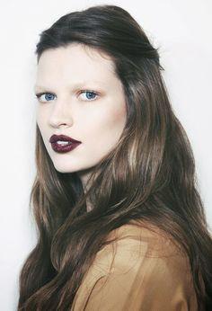 simple, beautiful hair and makeup!