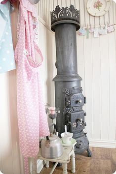 perfect stove for a shepherd's hut or gypsy wagon