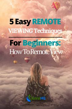 Remote viewing can be defined as the ability to perceive information, events or people from a far off location. You use the mind to find information that may otherwise be out of reach due to physical constraints such as distance and time.