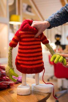 Wollpulli Figurenbau / Puppenbau Norman Schneider