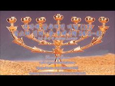 [성막에 감추어진 비밀] (13) 성소의 진리 금 촛대 (레 24:2-4) by 뉴저지 Jesus Lover
