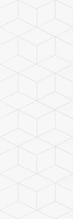 CERAMIC TILES - CUBE WHITE - finally found my tile!