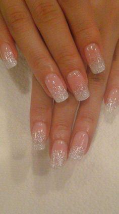 Wedding nails // nail art // nail design // uñas de acrilico