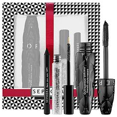 Stocking Stuffers: SEPHORA COLLECTION Bewitching Eye Kit - $18 #Sephora #GiftExtraordinary