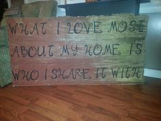 Beautifully aged wood. Sign $35