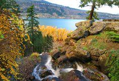 Columbia Gorge - Between Portland, OR & Vancouver, WA. Beautiful!!