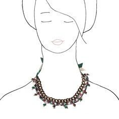 http://es.dawanda.com/product/48648522-Collar-VII ENVIOS GRATIS! FREE SHIPPING!