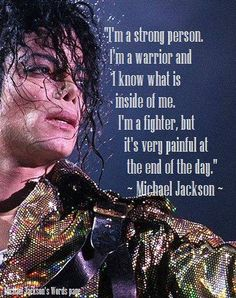 Thank you for fighting through it all Michael... you're stronger than a superhero! <3