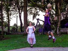 """15 curtidas, 1 comentários - Alice Caroline Scharmach (@alicescharmach) no Instagram: """"São nas diferença que eles combinam ❤ #emocoes46graus #married #marriedlife"""""""