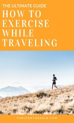 Learn more on how to keep motivation while you travel. We created the ultimate plan to stay healthy, fit, in shape & continue weight loss while on vacation. Our fitness guide has the best tips & ideas on how to easily include daily exercise; the top light