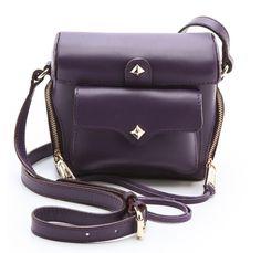 Rebecca Minkoff Craig Camera Bag Purple - 195 dollars