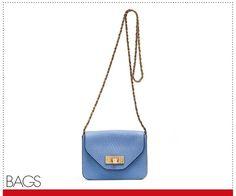 Pretty Pastels: Chloé Sally small evening bag
