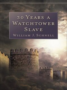 Click this cover for a(n) eBook sample of 30 Years a Watchtower Slave.