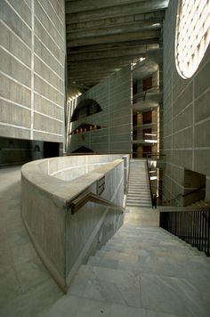 National Assembly Building, Dhaka, Bangladesh by Louis I. Kahn :: 1962–1983
