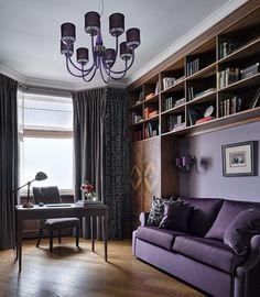Выбираем карнизы для штор: 80+ эффектных и элегантных воплощений в интерьере http://happymodern.ru/karnizy-dlya-shtor-vidy-foto/ Karnizy_24