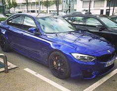 F8x San Marino blue