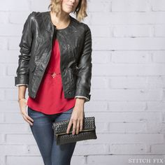 Stitch Fix: Thanksgiving Out With Friends Look