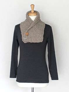 Granted Clothing — Neck Warmer - Grey