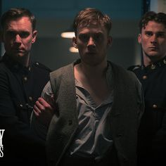 """""""In the bleak midwinter..."""" #PeakyBlinders @bbctwo"""