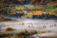 ***Morning in the valley (Romania) by Zsolt Andras Szabo on Art Studies, Romania, Europe, Explore, Canvas, Gallery, Nature, Photography, Painting